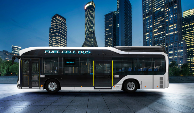 Sora FC bus