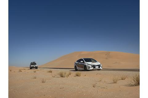 The Sahara (Morocco, Western Sahara, and Mauritania)