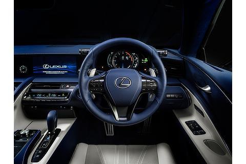 特別仕様車専用インテリアカラー(ブルーモーメント)