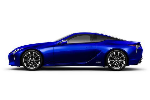 "LC500h特別仕様車""Structural Blue""(ストラクチュラルブルー)"