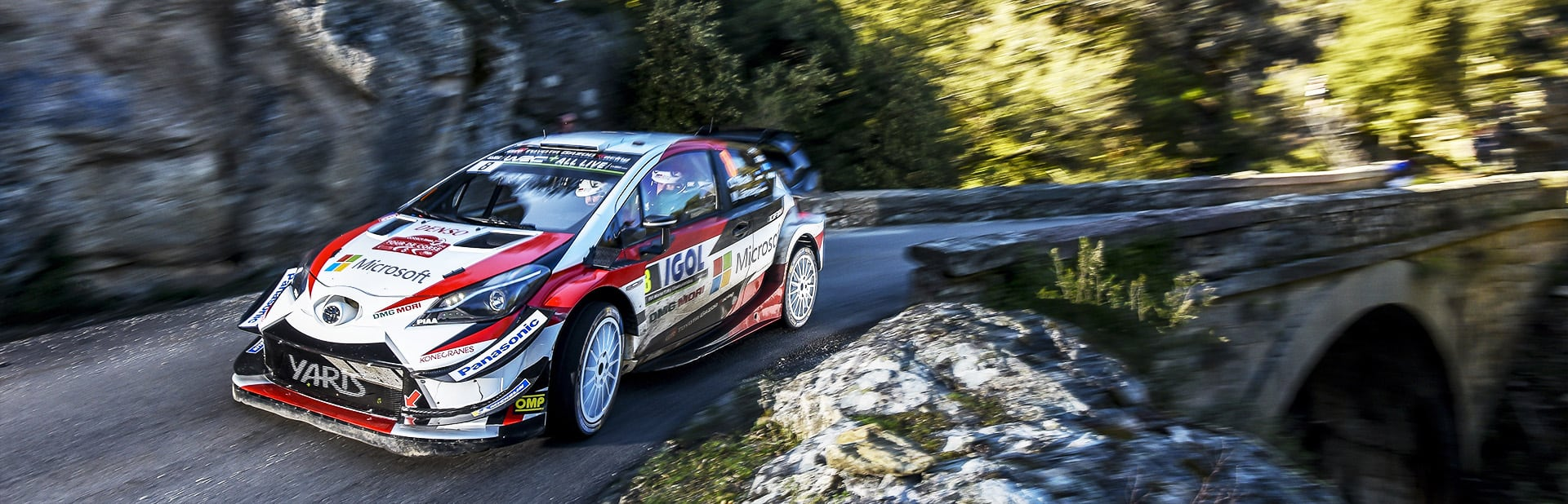 Rally France (Tour de Corse): Day 3 Tänak takes second, Lappi wins the Power Stage
