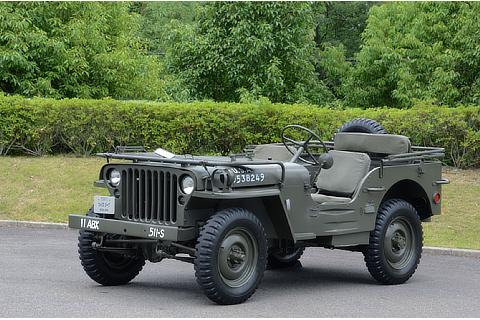Commemorative Ride Photos Willys Jeep
