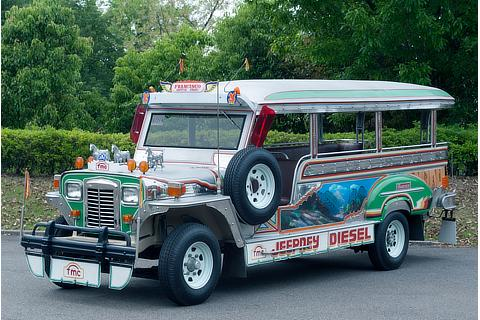 Test Ride Jeepney (1991)