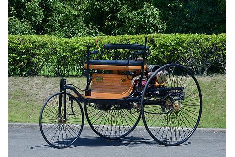 Vehicle Showcase Benz Patent-Motorwagen [Replica] (1886)