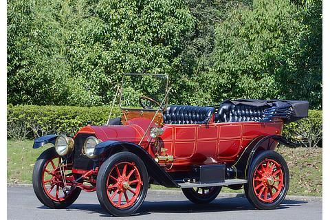Vehicle Showcase Cadillac Model Thirty (1912)