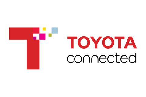 TOYOTA Connected logo