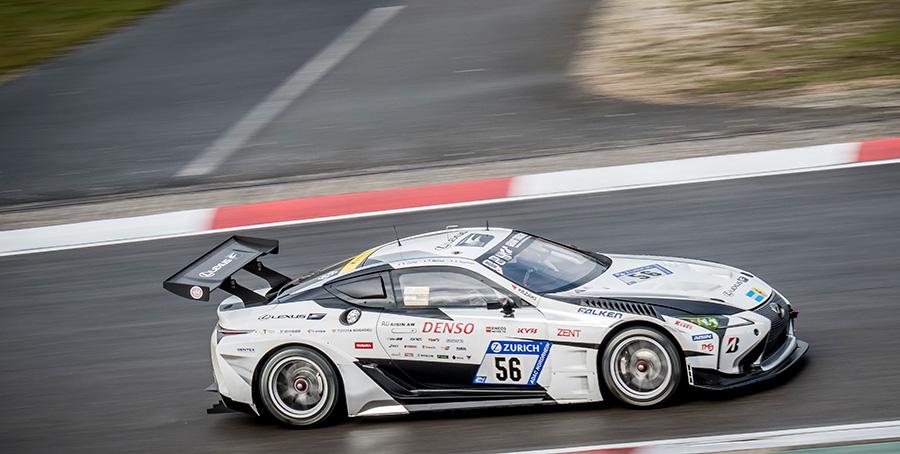 LEXUS LC(Qualifying Race)