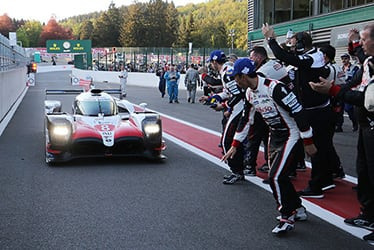 2018-19 WEC Round 1 Total 6 Hours of Spa-Francorchamps