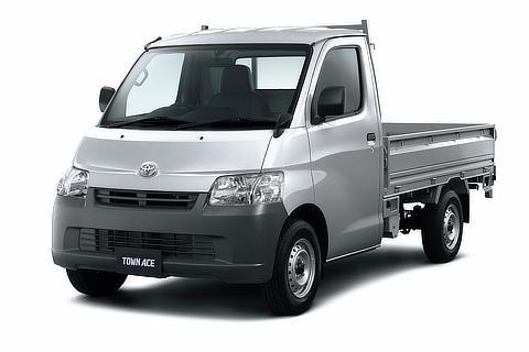 タウンエース トラック DX(2WD・4速オートマチック)(シルバーマイカメタリック)