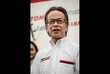 Shigeki Tomoyama, GAZOO Racing Company President; 24 Hours of Nürburgring 2018