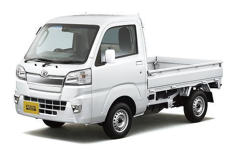 """ピクシス トラック エクストラ""""SA Ⅲt""""(4WD・5MT)(ホワイト)"""