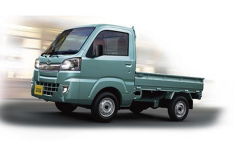 """ピクシス トラック エクストラ""""SA Ⅲt""""(2WD・5MT)(ファインミントメタリック)<オプション装着車>"""