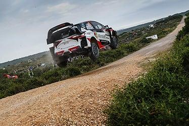 2018 WRC Round 7 RALLY ITALIA SARDEGNA