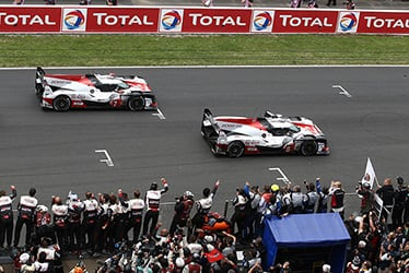 2018-19 WEC Round 2 Le Mans 24 Hours