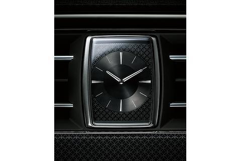 時計(七宝文様の文字盤)