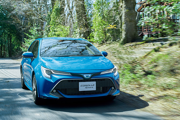 Toyota Rolls Out New Corolla Sport