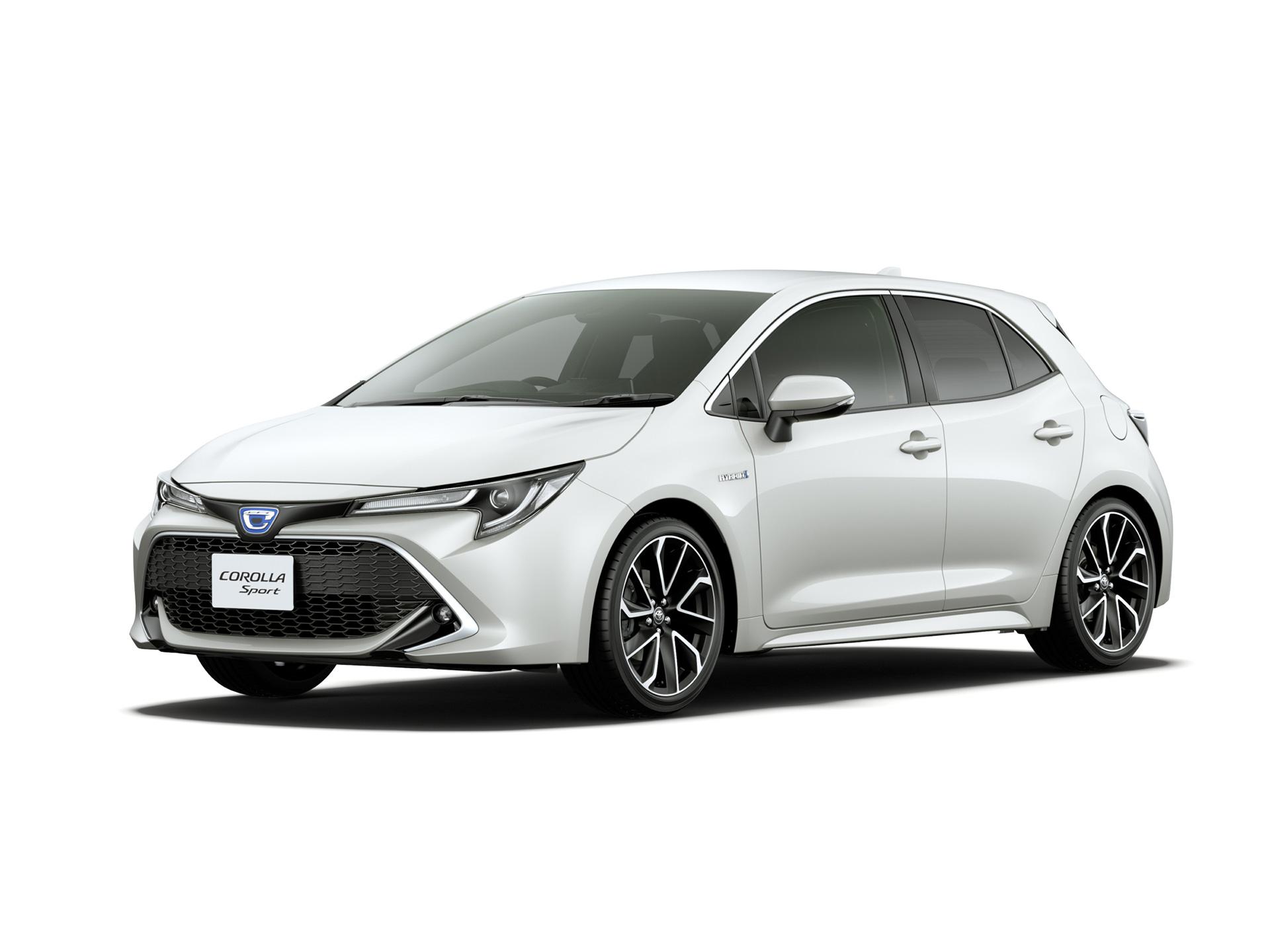 Toyota Rolls Out New Corolla Sport Toyota Toyota Global Newsroom