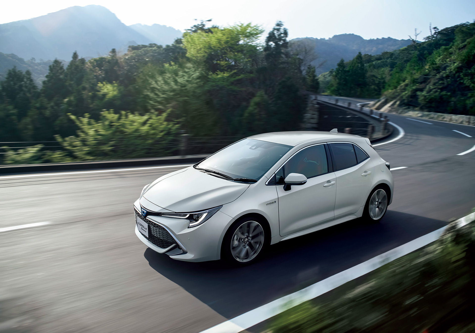 Toyota Rolls Out New Corolla Sport Toyota Toyota Global Newsroom