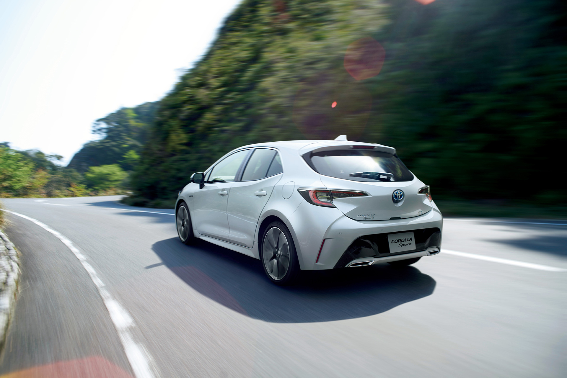 Toyota Rolls Out New Corolla Sport | TOYOTA | TOYOTA Global Newsroom