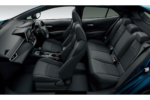 Corolla Sport 17