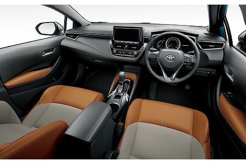Corolla Sport 18