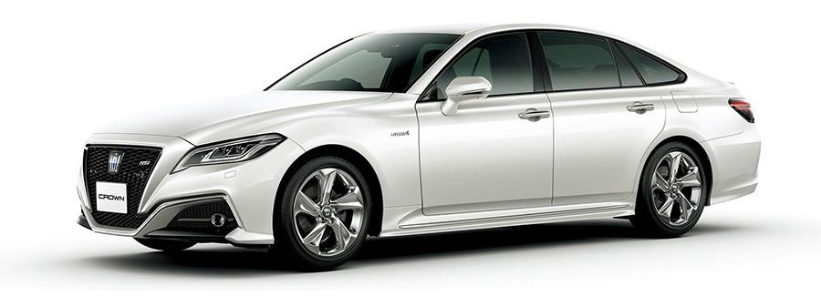 RS Advance(2.5Lハイブリッド)<オプション装着車>