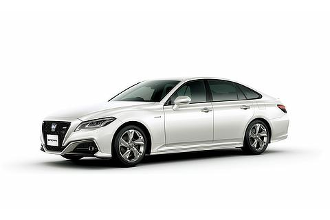 RS Advance(2.5L・ハイブリッド車)(ホワイトパールクリスタルシャイン)<オプション装着車>