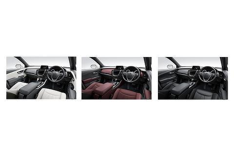 インテリアカラー RS Advance/RS/RS-B(ブラック/ホワイト/ブラック&テラロッサ)
