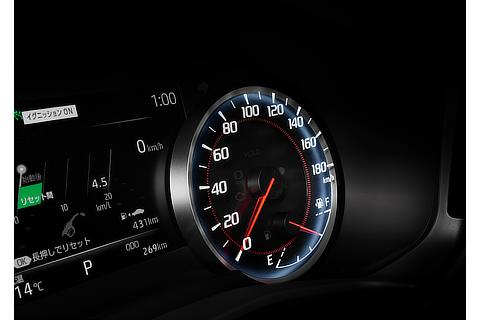 RS Advance(2.0L・ターボガソリン車)(メーター)