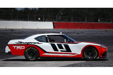 NASCARエクスフィニティ スープラ
