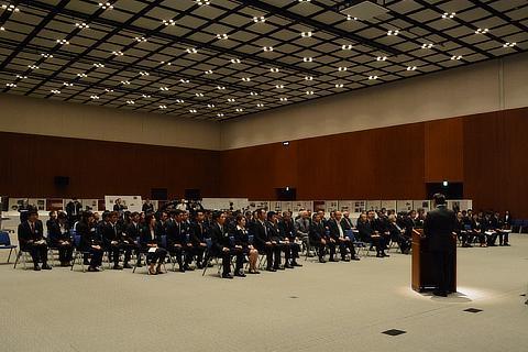 豊田喜一郎 米国自動車殿堂入り 記念式典
