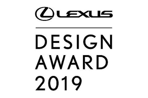 LEXUS DESIGN AWARD 2019 ロゴ