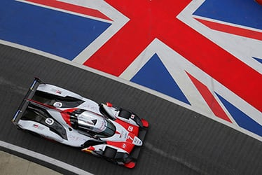 2018-19 WEC Round 3 the 6 Hours of Silverstone
