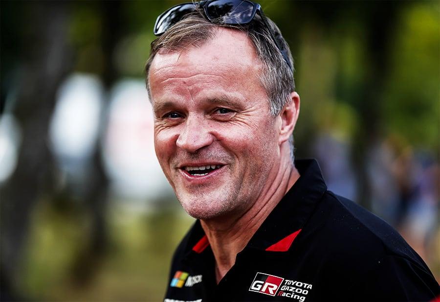 Tommi Mäkinen (Team Principal)