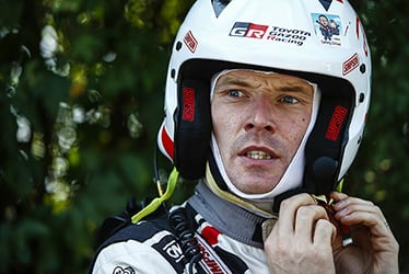 Jari-Matti Latvala, driver; 2018 WRC Round 9 RALLYE DEUTSCHLAND