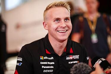 Esapekka Lappi, driver; 2018 WRC Round 9 RALLYE DEUTSCHLAND