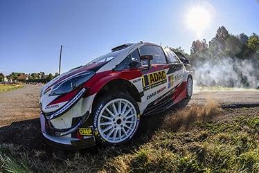 2018 WRC Round 9 RALLYE DEUTSCHLAND