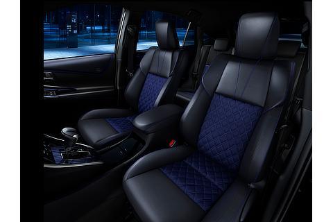 """特別仕様車 PROGRESS""""Style BLUEISH""""(ガソリン2WD車)(ブラックマイカ)"""