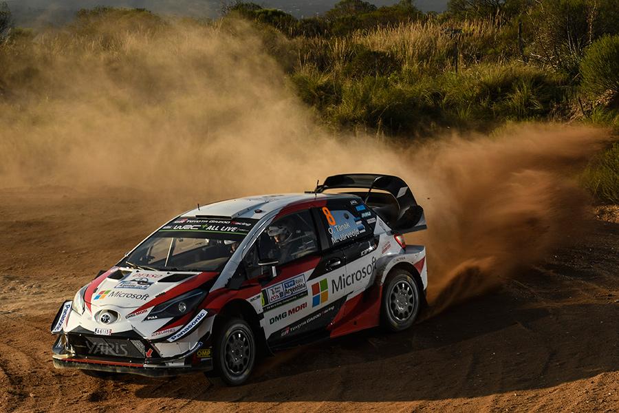 Yaris WRC Car 8