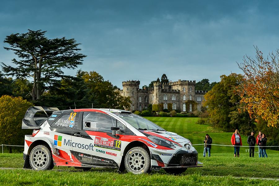 Rally GB 2017