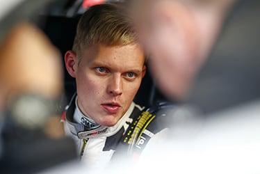 Ott Tänak, driver; 2018 WRC Round 11 RALLY GB