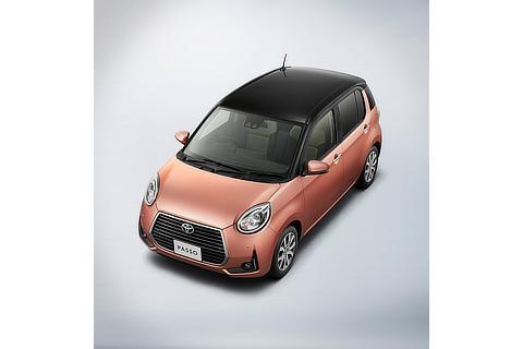 "MODA""G package""(2WD)ブラックマイカメタリック×ブリリアントカッパークリスタルマイカ<オプション装着車>"