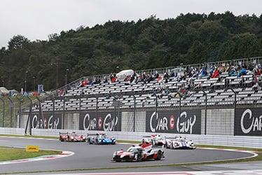 2018-19 WEC Round 4 Fuji