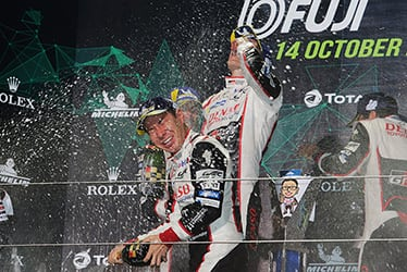 Kamui Kobayashi, driver; 2018-19 WEC Round 4 Fuji