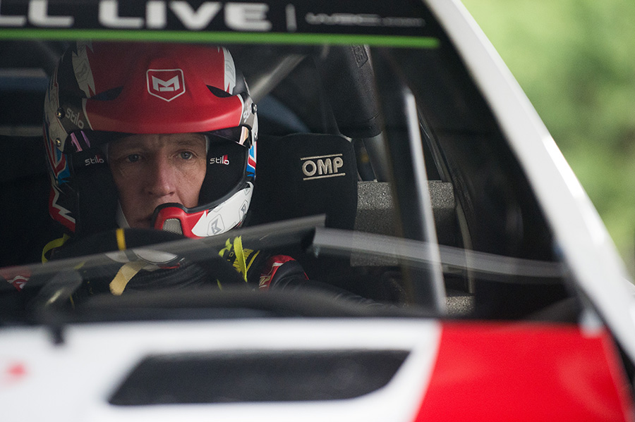 Toyota Gazoo Racing Confirms Wrc Driver Line Up For 2019 Toyota