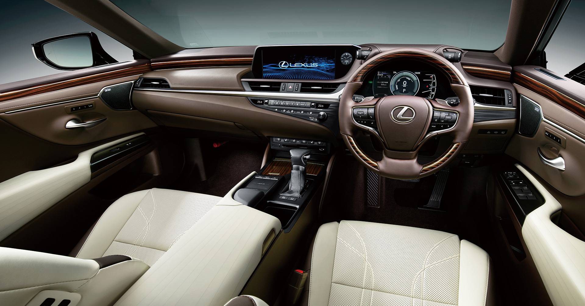 The All-New Lexus ES Goes on Sale in Japan | Lexus | Global Newsroom