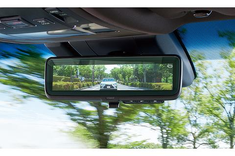 Digital rearview monitor (digital inner mirrow mode)