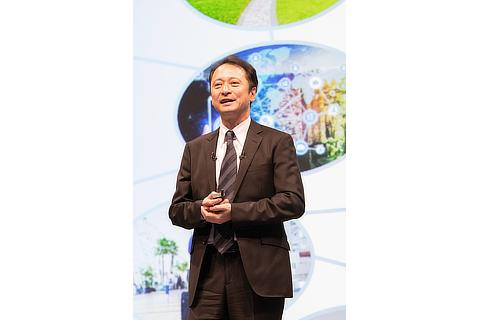 ソフトバンク株式会社 代表取締役副社長執行役員 兼 CTO 宮川 潤一
