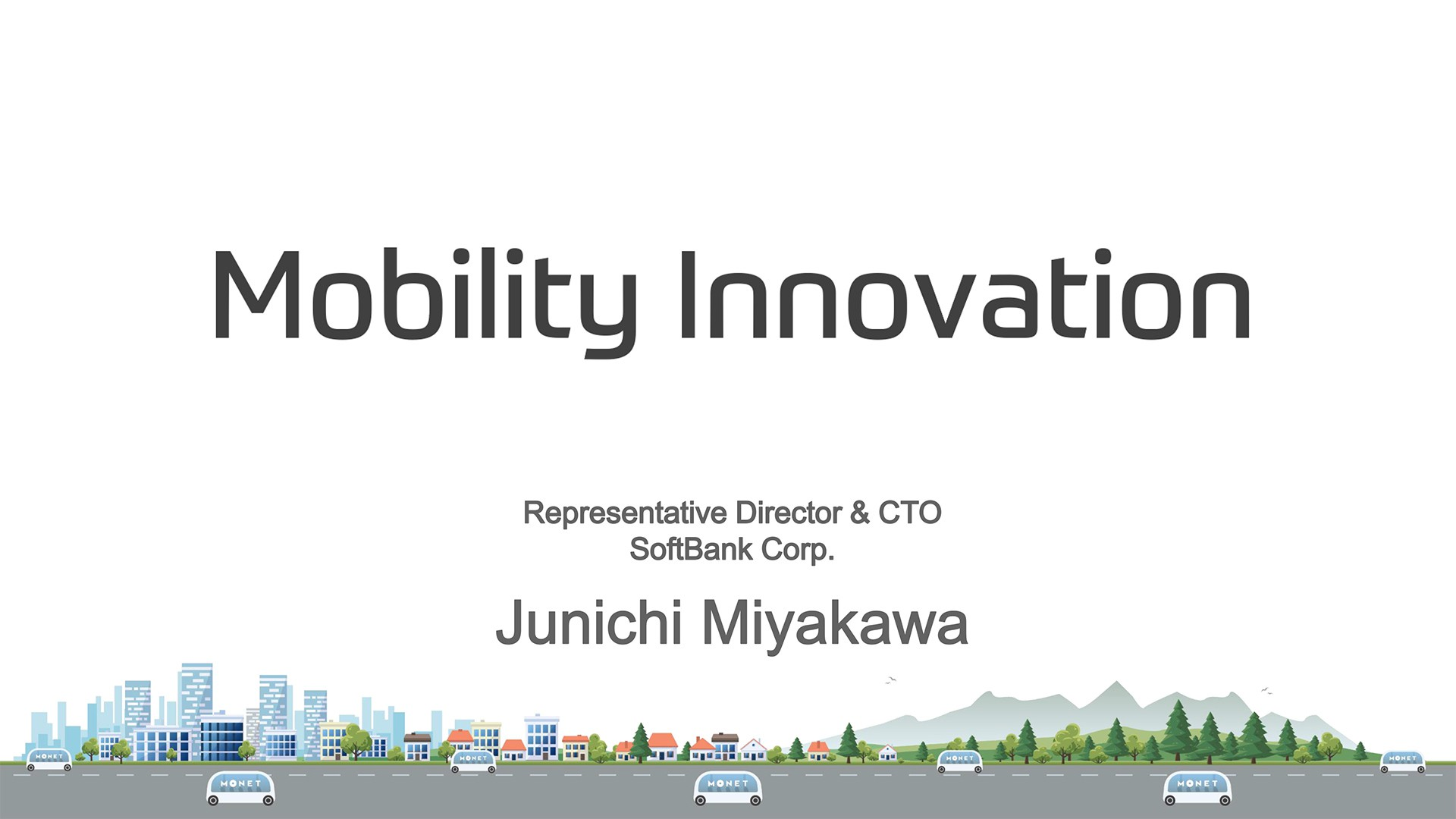 Presentation (SoftBank)