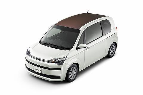 """スペイド 特別仕様車 F""""Noble collection""""(2WD)(ホワイトパールクリスタルシャイン)<オプション装着車>"""